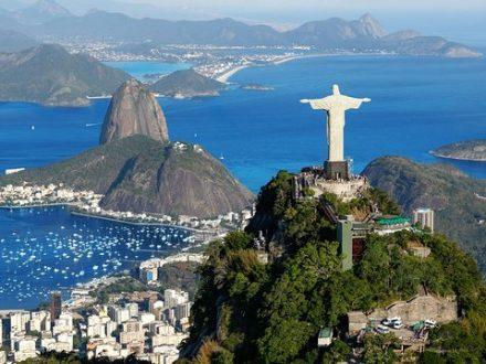 Rio de Janeiro - Morro do Corcovado